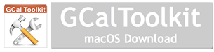 Download GCalToolkit for Mac
